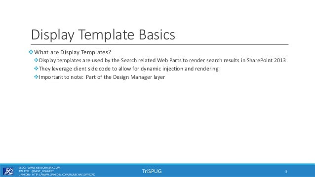 create display template sharepoint 2013 - developing sp 2013 display templates