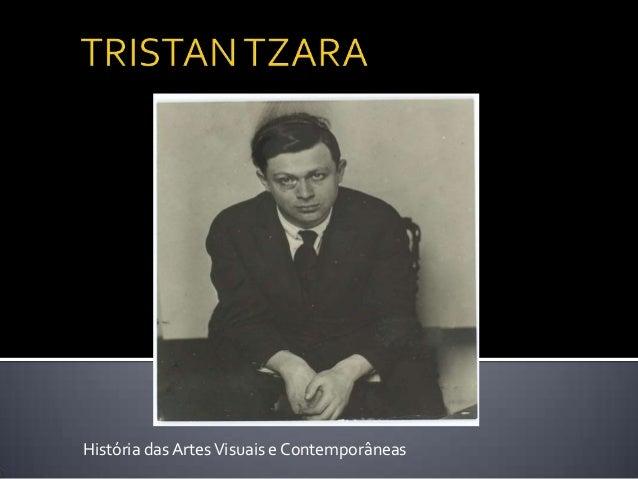 História das Artes Visuais e Contemporâneas