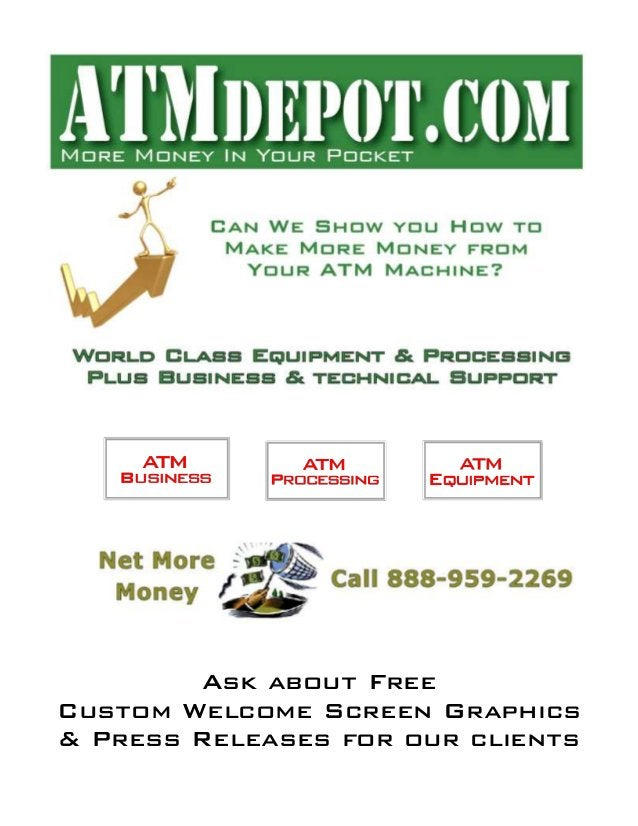 Ask about Free Custom Welcome Screen Graphics & Press Releases for our clients