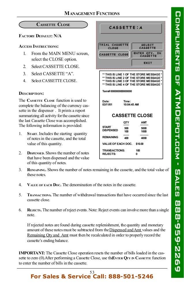 Triton 9100 atm owners manual 71 publicscrutiny Choice Image