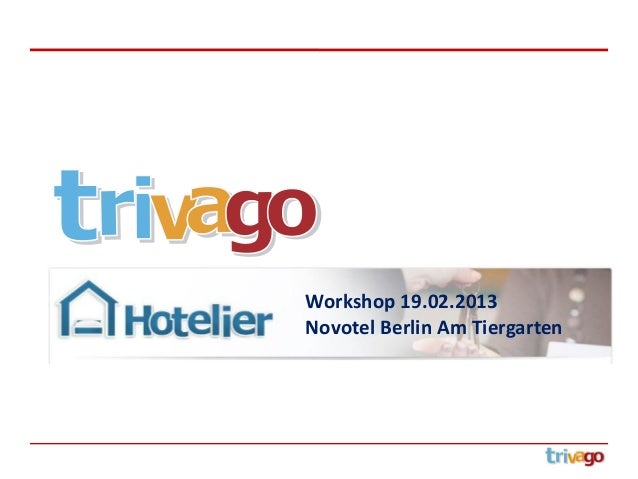 Workshop 19.02.2013Getti Novotel Berlin Am Tiergarten