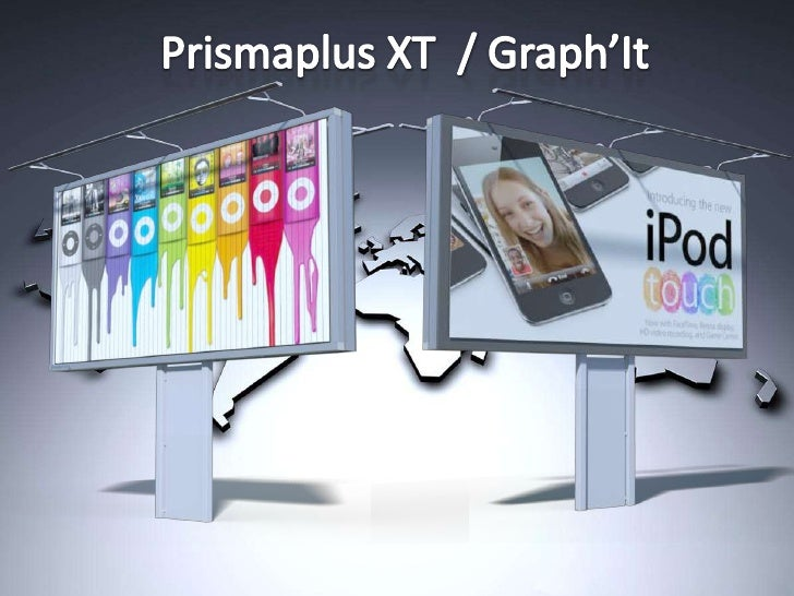 Prismaplus XT  / Graph'It<br />
