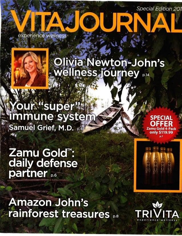 Trivita vita journal_2013 special edition