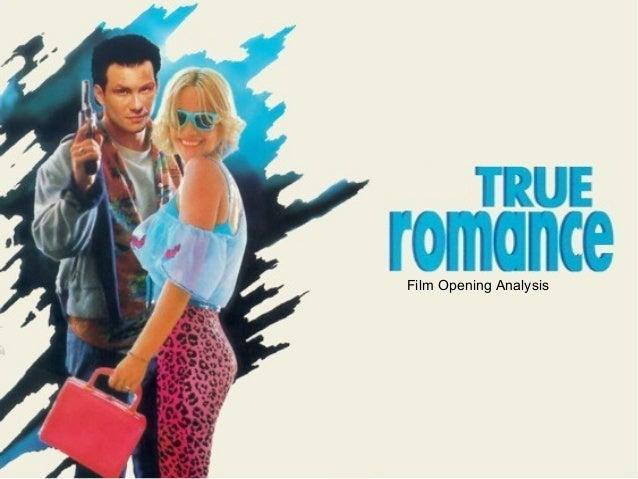 Film Opening Analysis
