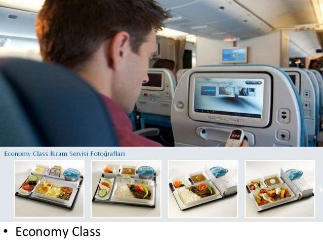 • Economy Class