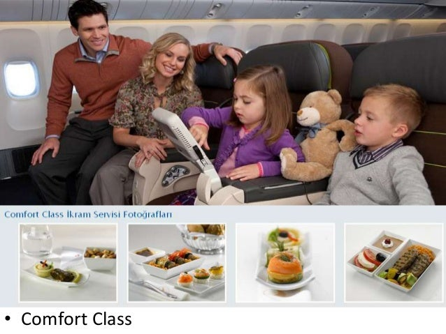 • Comfort Class