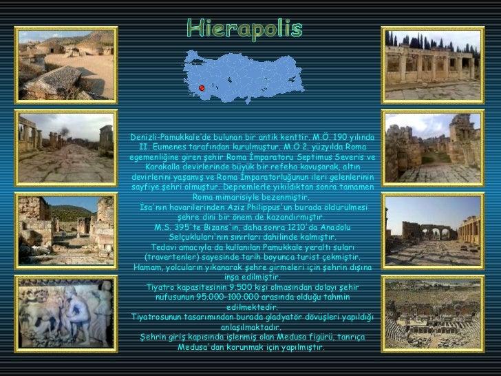 Türkiye Antik Kentler