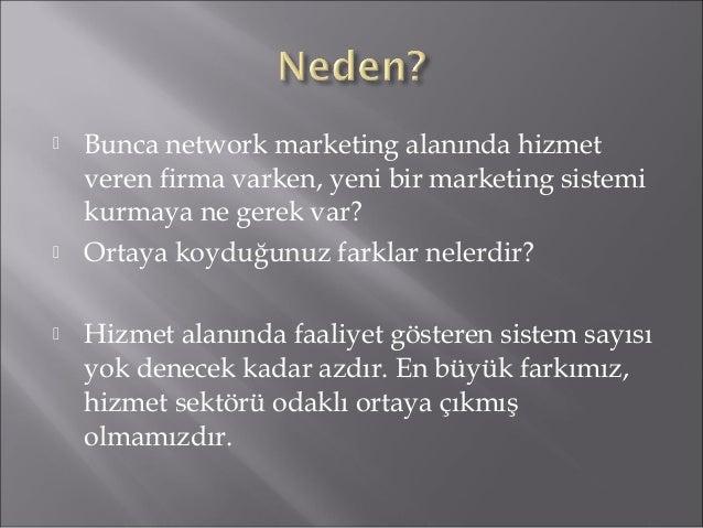 Türkiye Marketing Projesi Slide 2
