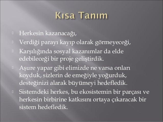 Türkiye Marketing Projesi Slide 3