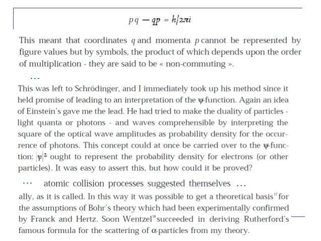 Chapter 5 Wave Properties Of Matter And Quantum Mechanics I