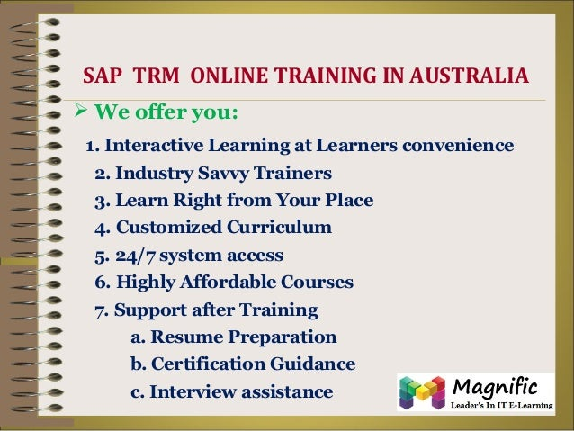 Is there the job market for SAP beginners in Australia ...