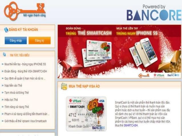 Mở thẻ Visa SmartCash tại Chìa Khóa Vàng để có cơ hội nhận iPhone 5S