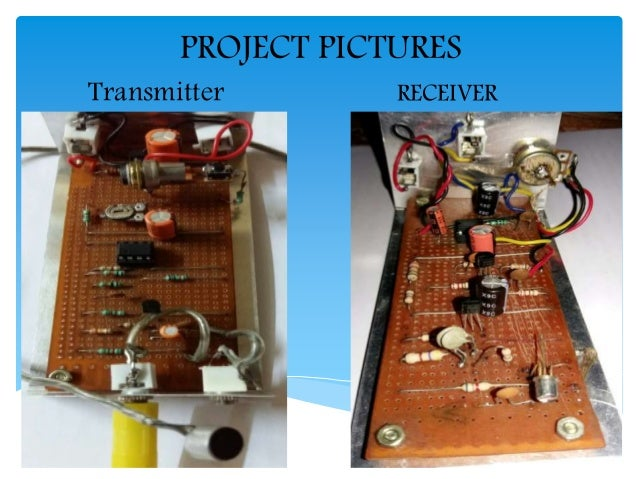 laser communication project