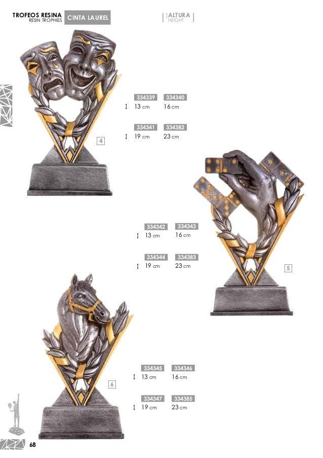Trofeo resina carnaval 334205 jNOkp3z