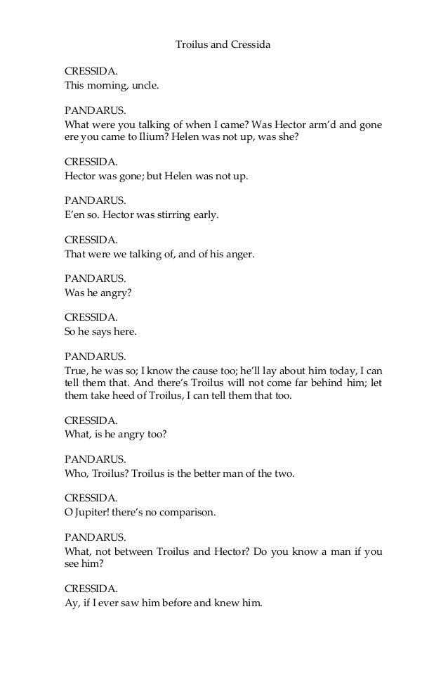 Troilus and cressida william shakespeare ebook 15 fandeluxe Choice Image