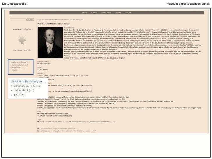 """Die """"Ausgabeseite"""" : Link zu Wikipedia"""