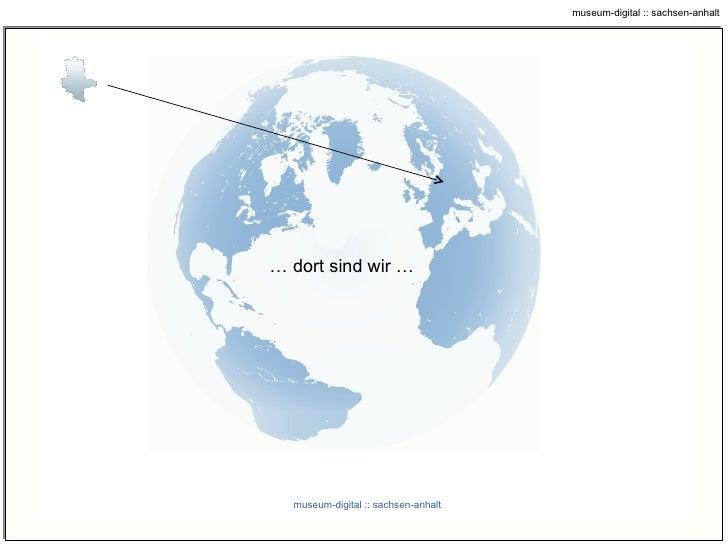 """So werden die Daten an """"europeana"""" geschickt"""