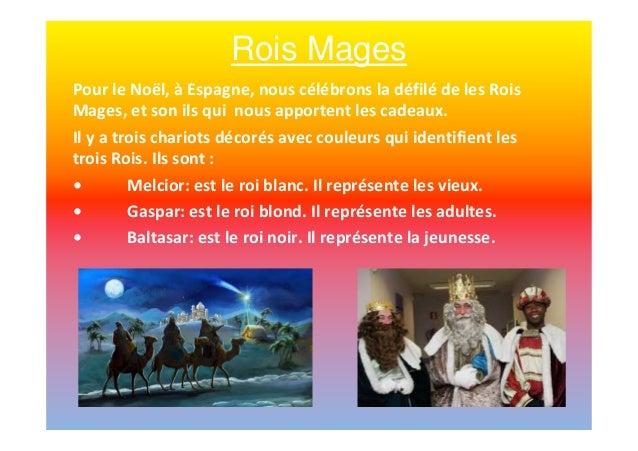 Rois Mages Pour le Noël, à Espagne, nous célébrons la défilé de les Rois Mages, et son ils qui nous apportent les cadeaux....