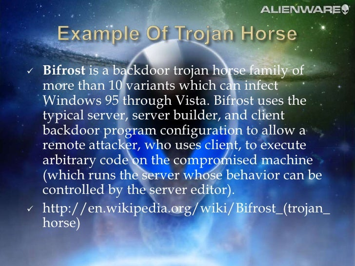 Trojan Horse And Salami Attack