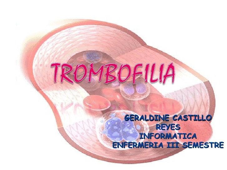 GERALDINE CASTILLO REYES INFORMATICA ENFERMERIA III SEMESTRE