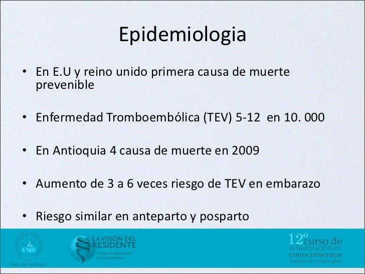 Tromboprofilaxis Slide 3