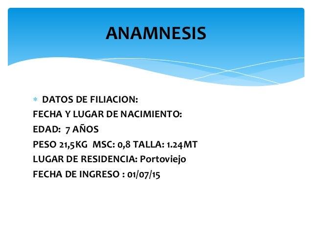 Caso clinico Trombosis de seno longitudinal por deficit de AT3 Slide 2