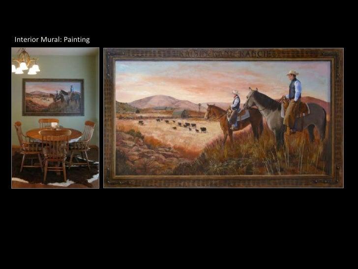 Interior Mural: Painting