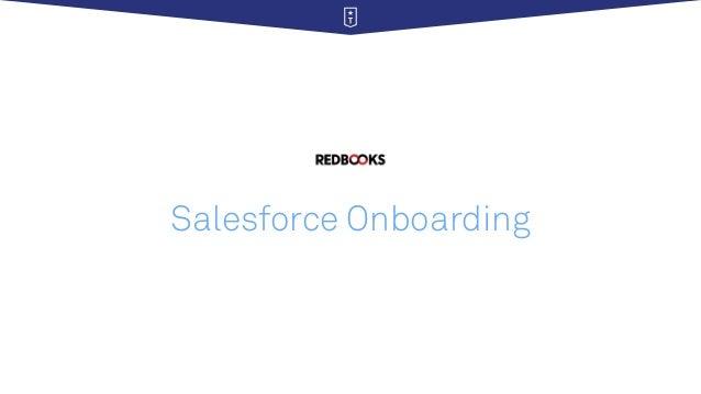 Salesforce Onboarding