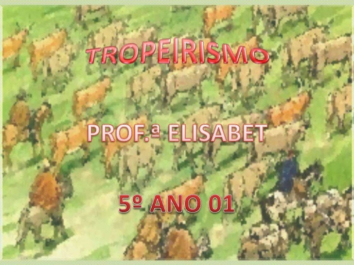 Tropeirismo