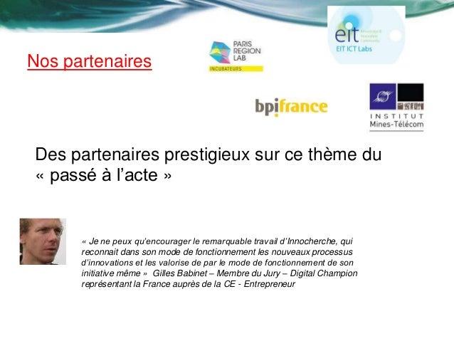 Nos partenaires Des partenaires prestigieux sur ce thème du « passé à l'acte » « Je ne peux qu'encourager le remarquable t...