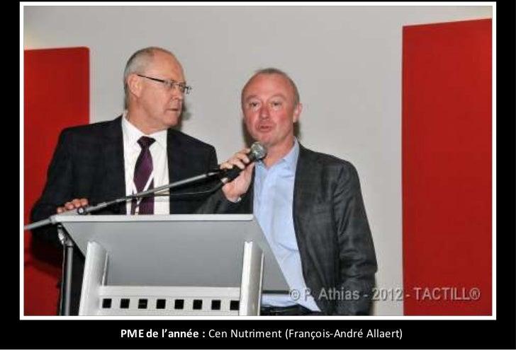 PME de l'année : Cen Nutriment (François-André Allaert)