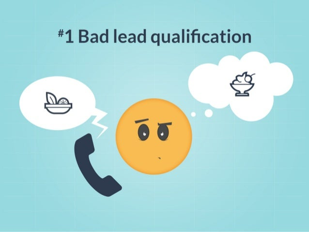 7 Terrible Sales Mistakes That Will Keep Your Customers Running Slide 3
