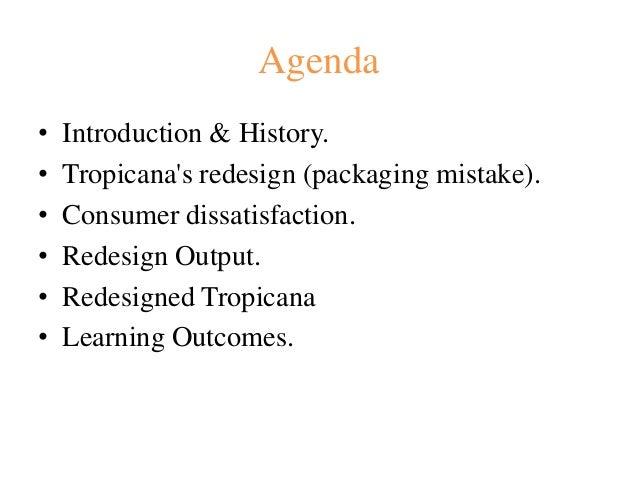 Tropicana's product (re)design Slide 2