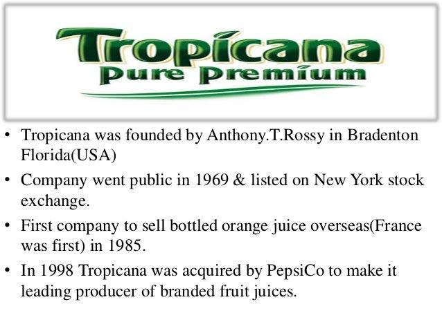 Tropicana's product (re)design Slide 3
