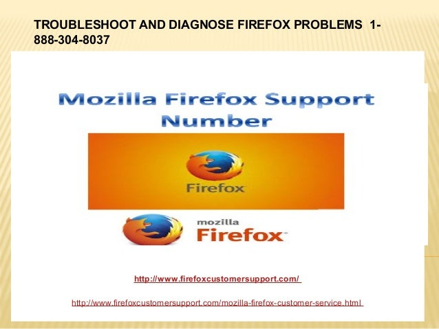 Latest Firefox Update Problems