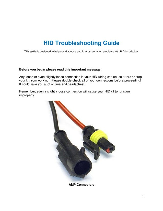 ThirdGP - Troubleshooting Guide
