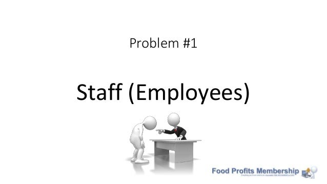 Troubleshooting the 7 Biggest Problems (Pubs, Restaurants, Cafe's, Event Caterers & Hotels) Slide 2
