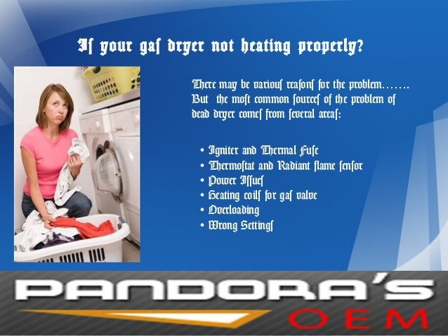 Is your gas dryer not heating properly?               There may be various reasons for the problem…….               But th...