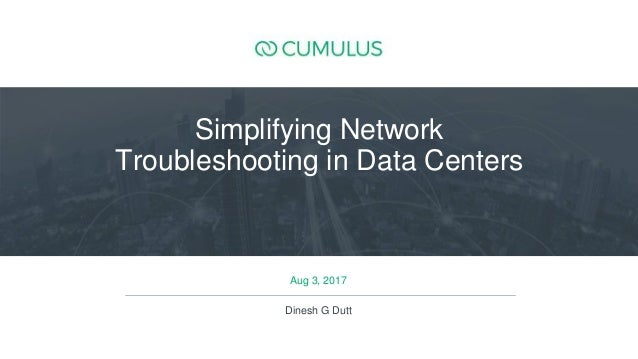 Best practices for network troubleshooting