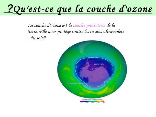 Trou d 39 ozone - Trou de la couche d ozone ...