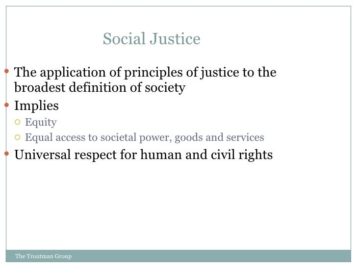 an overview of the idea of justice in society Read the idea of justice book reviews & author details and more at amazonin   review an original contribution to political philosophy--adam kirschcity  journal  justice for the marginalised and disadvantaged section of the society.