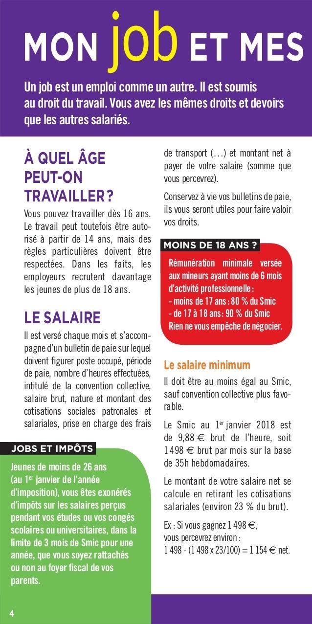 Guide Trouver Un Job 2018