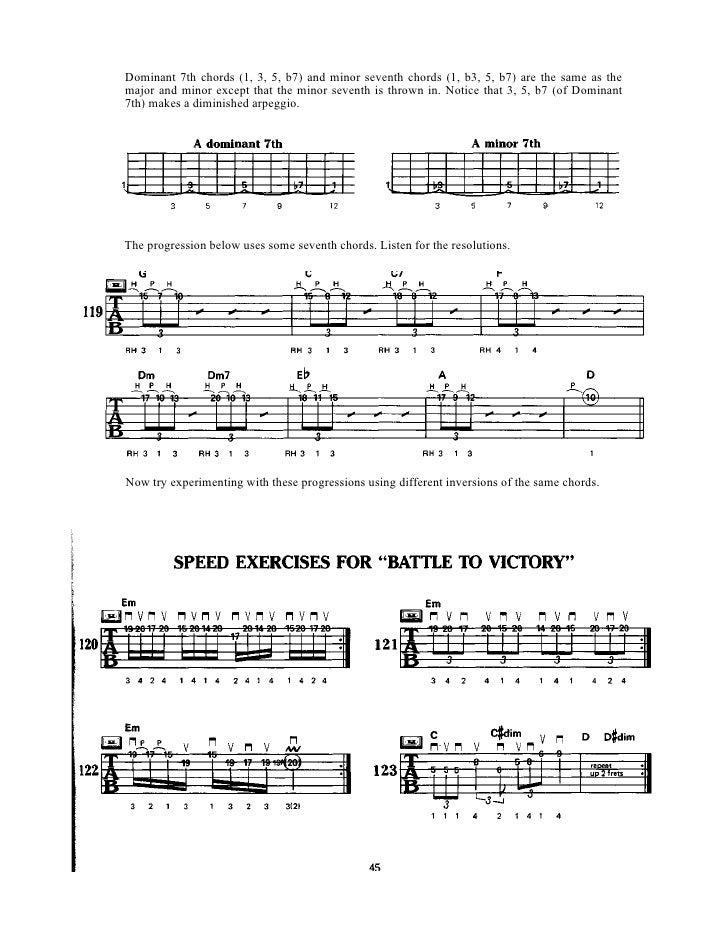 troy stetina lead guitar pdf