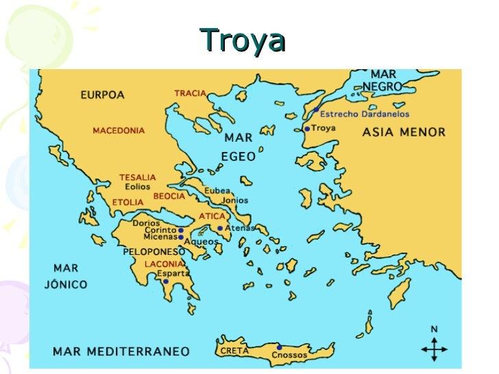 Resultado de imagen de Troya