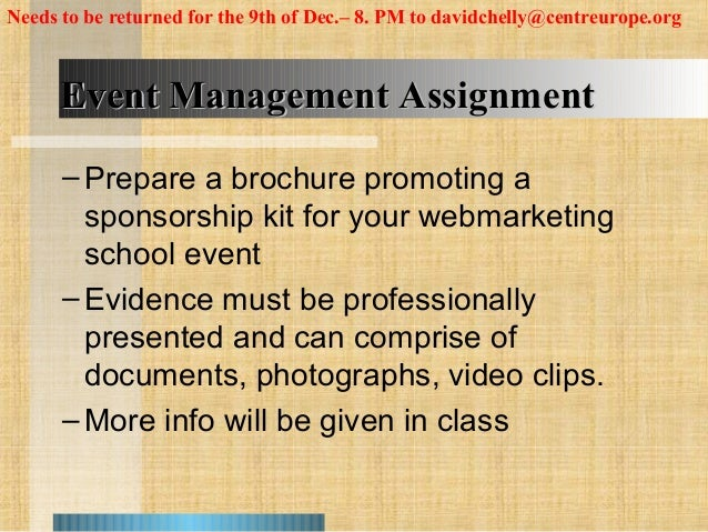 essay about meetings english learning