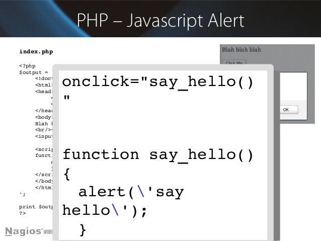 Nagios Conference 2014 - Troy Lea - JavaScript and jQuery - Nagios XI…
