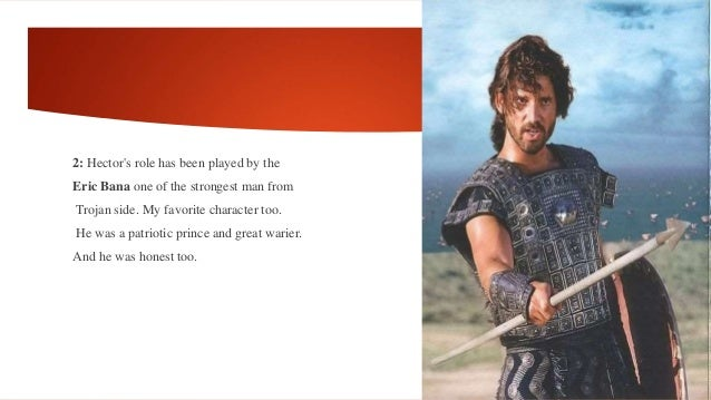 Troy review and summary