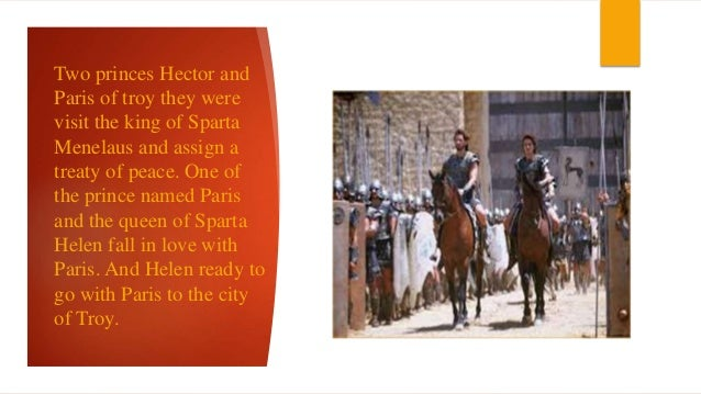 plot summary of helen of troy Poem summary about the iliad character list summary and  chief of the expedition against troy  especially connected with paris and helen in the iliad.