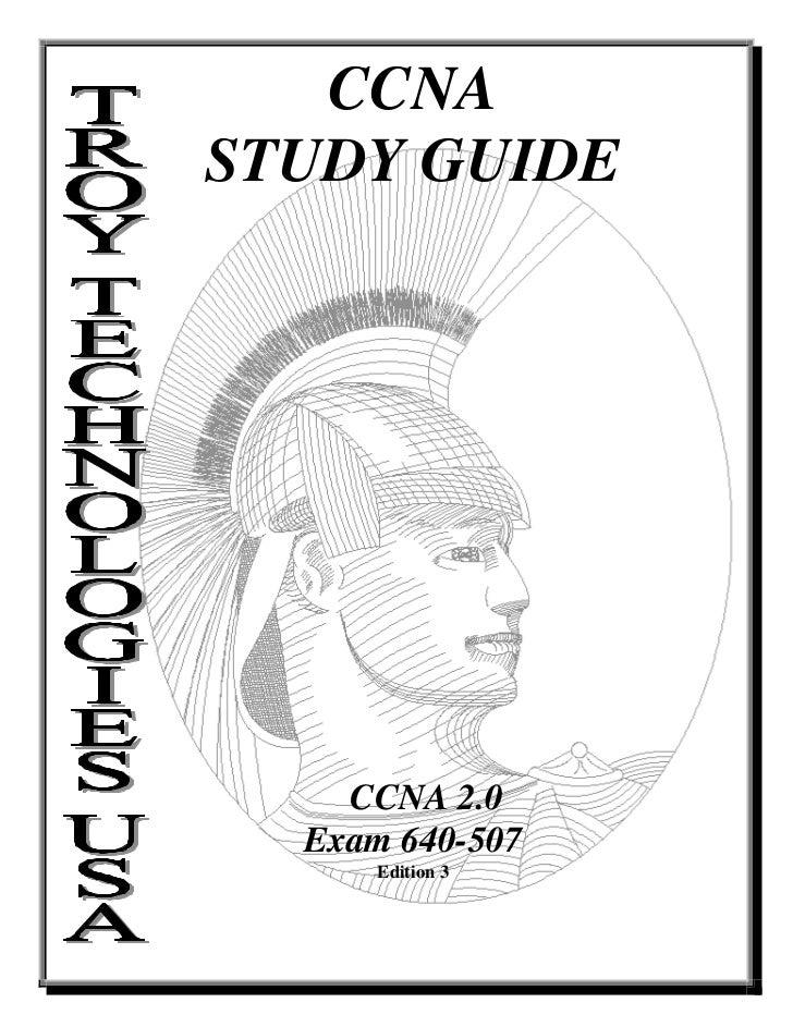 CCNASTUDY GUIDE    CCNA 2.0  Exam 640-507      Edition 3