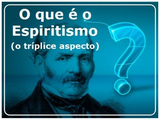 """""[…] reconhece-se que o Espiritismo[…] reconhece-se que o Espiritismo realiza todas as promessas do Cristo arealiza todas..."